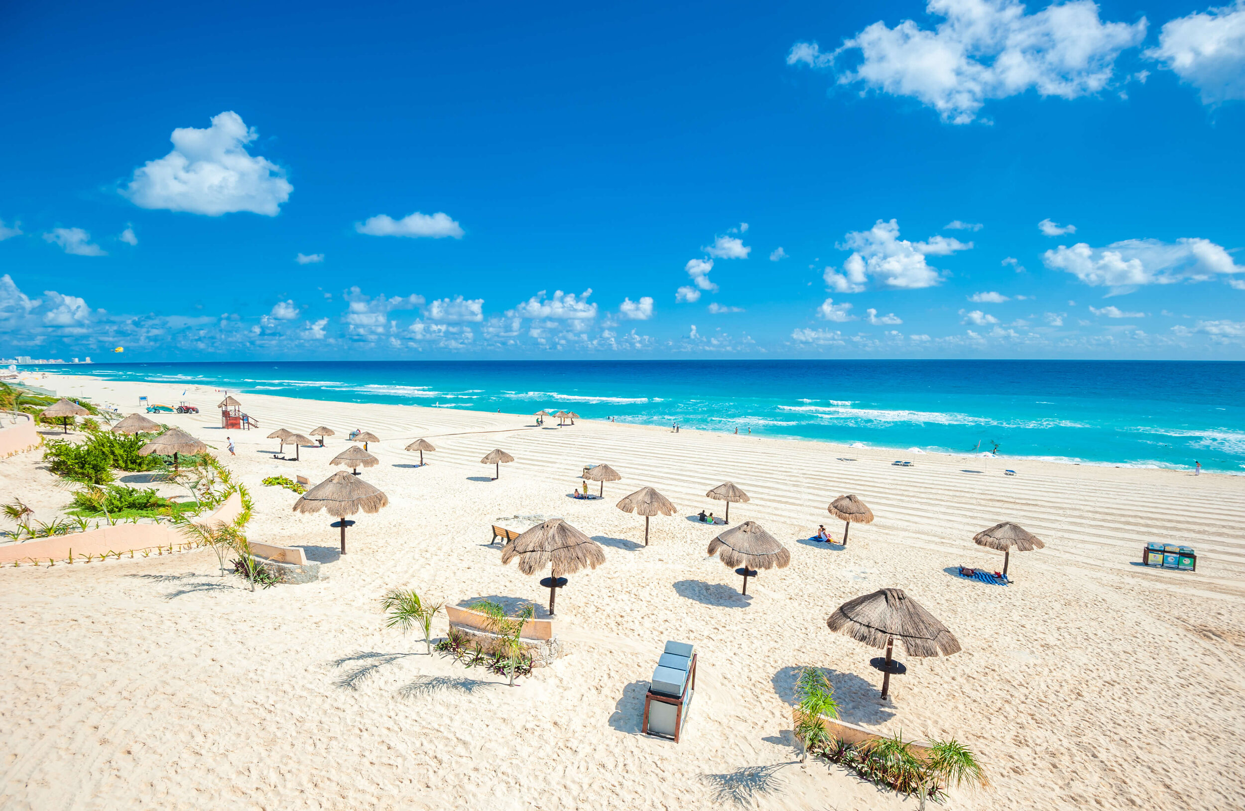 Image for: How to Win a Trip to Cancun Playing a Free Online Poker Tournament!