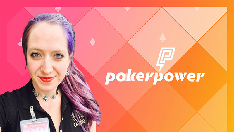 Image for: A Conversation with Poker Dealer Carly George